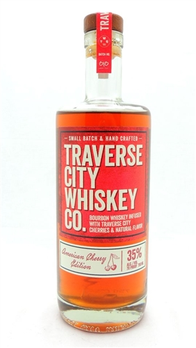 Traverse City Cherry Whiskey