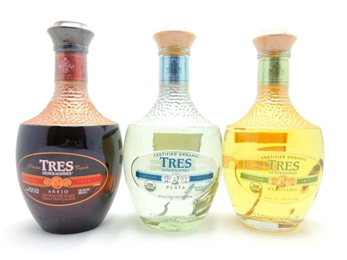 Tres Generaciones Tequila Collection