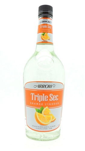 Triple Sec Orange Liqueur Arrow