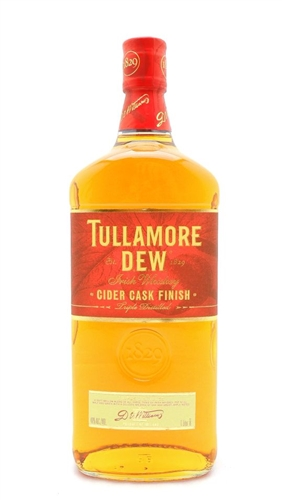 Tullamore Dew Cider Cask Finish Whiskey