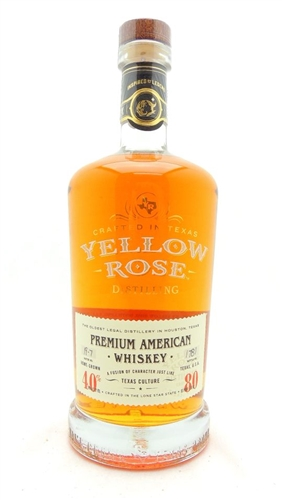 Yellow Rose American Whiskey