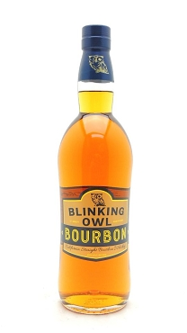 Blinking Owl Bourbon Whiskey