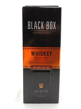 Black Box Whiskey Half Gallon