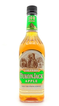 Yukon Jack Apple Whiskey Liqueur