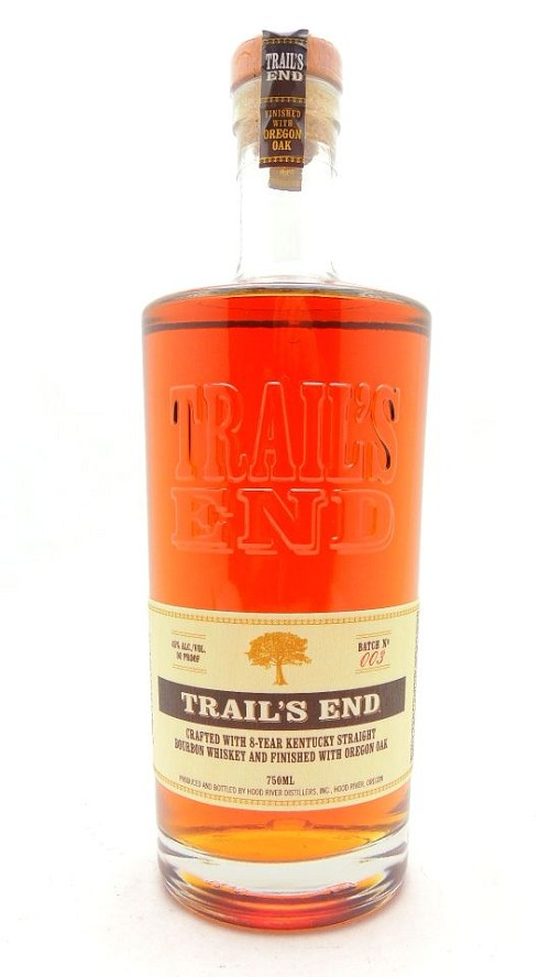 Trail's End Bourbon Whiskey