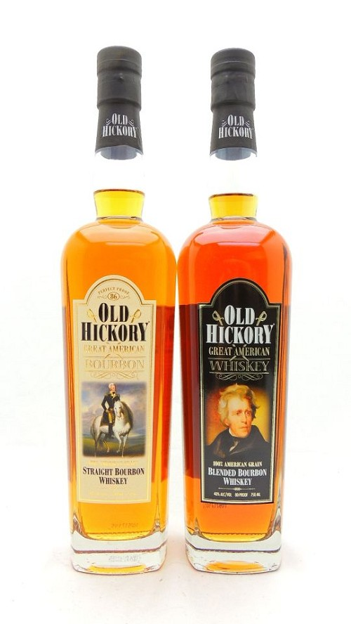 Old Hickory Bourbon Whiskey Collection