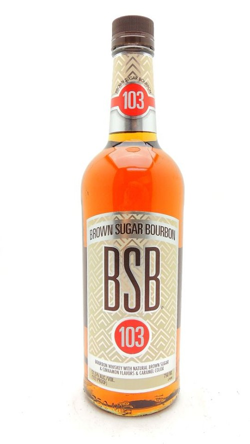 Brown Sugar Bourbon Whiskey 103 Proof