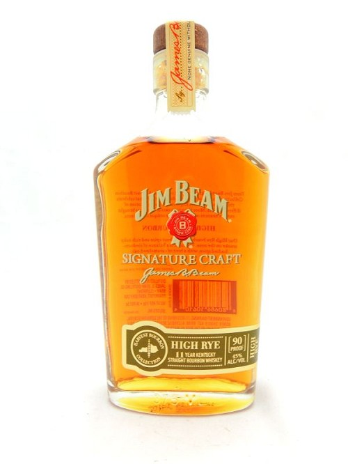 Jim Beam Signature Craft High Rye 11 Year Old Bourbon