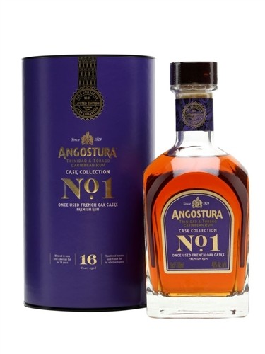 Angostura Rum Cask Collection No 1 Aged 16 Years Old Rum