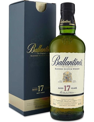 Ballantine's 17 Year Old Scotch