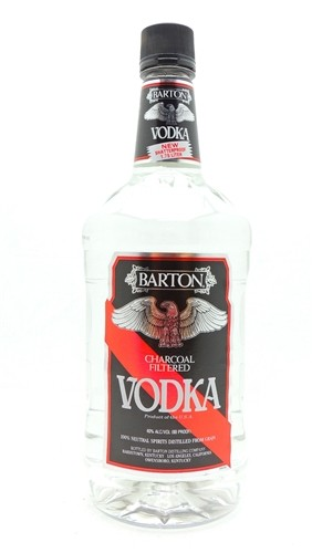 Barton Vodka Half Gallon