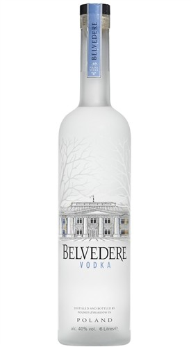 Belvedere Vodka Half Gallon