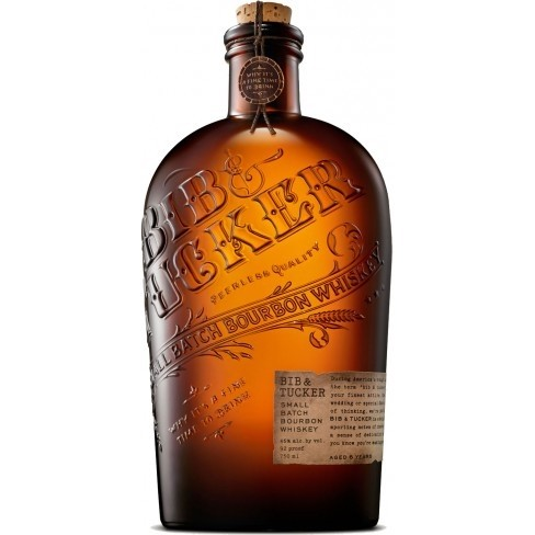Bib and Tucker Bourbon Whiskey