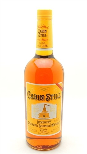 Cabin Still Bourbon Whiskey