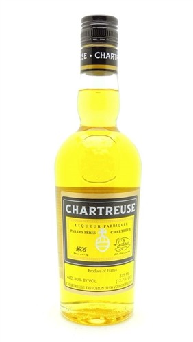 Chartreuse Yellow Liqueur Pint 375ML