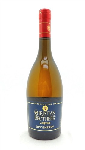Christian Brothers Dry Sherry Wine