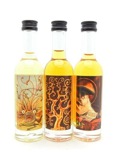 Compass Box Scotch Whisky Sampler Gift Set