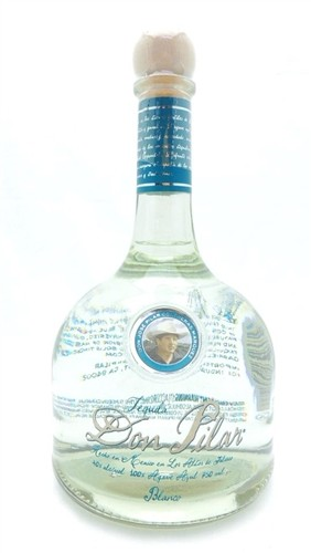Don Pilar Tequila Blanco