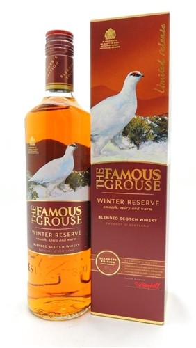 Famous Grouse Winter Reserve Scotch