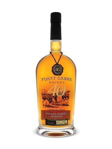 Forty Creek Double Barrel Reserve Whiskey