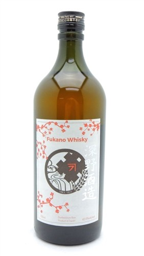 Fukano Distillery Whiskey 2018
