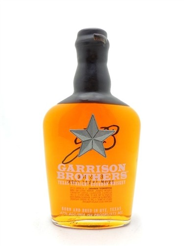 Garrison Brothers Boot Flask Pint 375ML