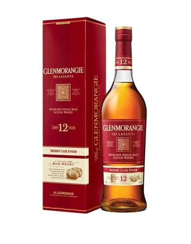 Glenmorangie Lasanta 12 Year Old Sherry Cask Finish