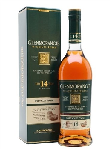 Glenmorangie Quinta Ruban 14 Year Old Post Cask Finish