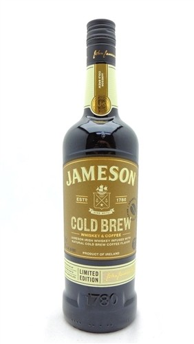 Jameson Cold Brew Whiskey and Coffee