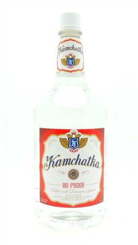 Kamchatka Vodka Half Gallon