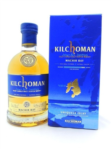 Kilchoman Machir Bay Scotch