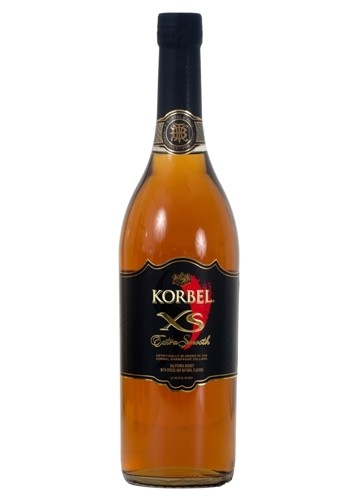 Korbel XS Brandy Korbel Extra Smooth Brandy