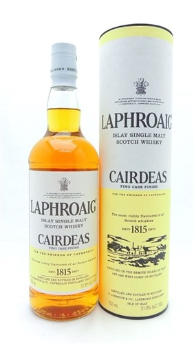 Laphroaig Cairdeas Scotch Fino Cask Finish