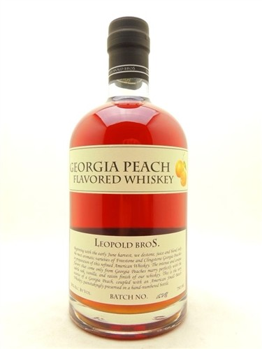 Leopold Bros Georgia Peach Whiskey