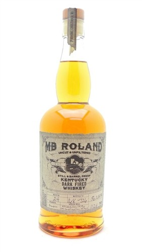 MB Roland Dark Fired Whiskey