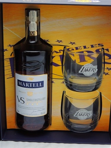 Martell Cognac Los Angeles Lakers Edition