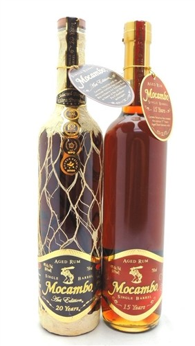 Mocambo Rum Collection