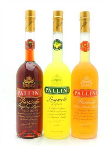 Pallini Liqueur Collection