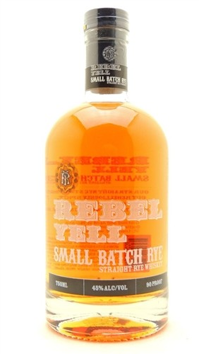 Rebel Yell Rye Whiskey