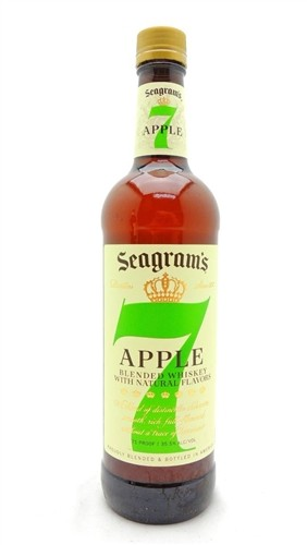 Seagram's 7 Apple Whiskey