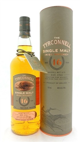 Tyrconnell 16 Year Old Irish Whiskey