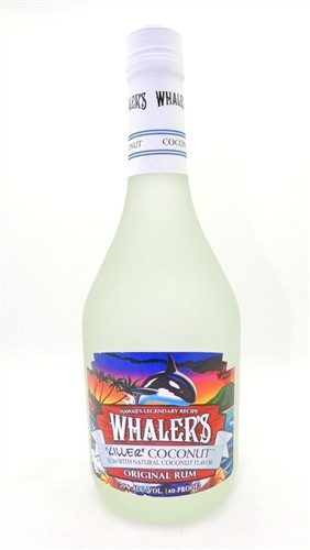 Whalers Coconut Rum
