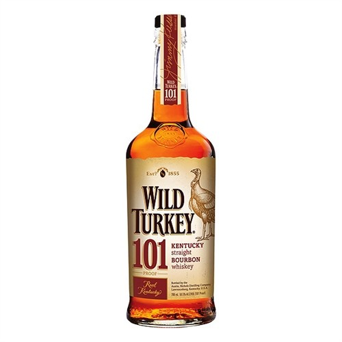Wild Turkey Bourbon Whiskey 101 Proof